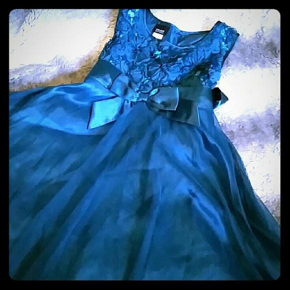 b222e12ec4bc Holiday Editions Dresses | Elegant Holiday Dress Little Girl Dress ...